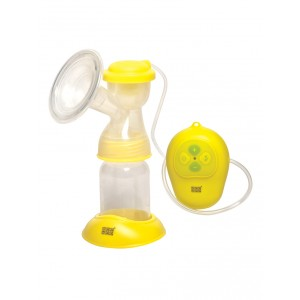 Buy Mee Mee Micro-Computer Electric Breast Pump - Yellow - Nykaa