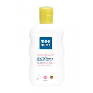 Buy Mee Mee Shampoo - White - Nykaa