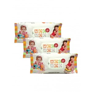 Buy Mee Mee Tissue Paper - White 80s (Pack of 3) - Nykaa