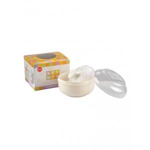 Buy Mee Mee Soft Powder Puff - White - Nykaa