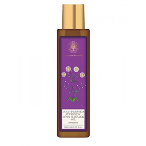 Buy Forest Essentials Ayurvedic Body Massage Oil Narayana - Nykaa
