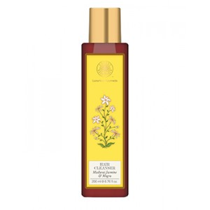 Buy Forest Essentials Hair Cleanser Madurai Jasmine & Mogra - Nykaa