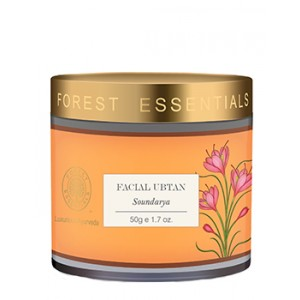 Buy Forest Essentials Facial Ubtan Soundarya - Nykaa