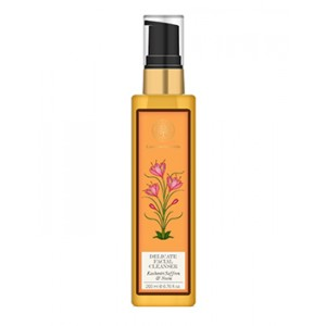 Buy Forest Essentials Delicate Facial Cleanser Kashmiri Saffron & Neem - Nykaa