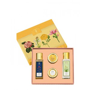 Buy Forest Essentials Facial Essentials Gift Box - Nykaa