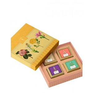 Buy Forest Essentials Handmade Soap Assortment Gift Box - Nykaa