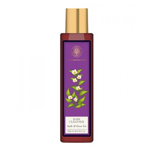 Buy Forest Essentials Hair Cleanser Oudh & Green Tea - Nykaa