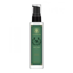 Buy Forest Essentials Facial Cleanser Sandalwood & Orange Peel - Nykaa