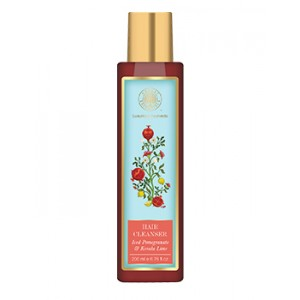 Buy Forest Essentials Hair Cleanser Iced Pomegranate With Fresh Kerala Lime - Nykaa