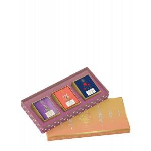 Buy Forest Essentials Seher Handmade Ayurvedic Soaps Gift Box - Nykaa