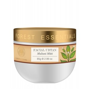 Buy Forest Essentials Facial Ubtan Multani Mitti - Nykaa