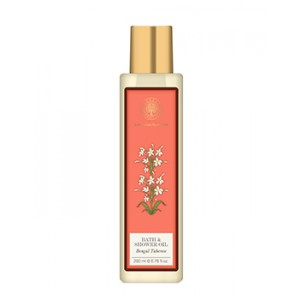 Buy Herbal Forest Essentials Moisture Replenishing Bath & Shower Oil - Bengal Tuberose - Nykaa