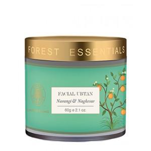 Buy Forest Essentials Facial Ubtan Narangi & Nagkesar - Nykaa
