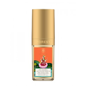 Buy Forest Essentials Advanced Soundarya Age Defying Facial Serum With 24K Gold - Nykaa