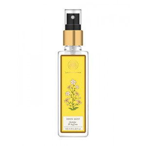 Buy Forest Essentials Body Mist Jasmine & Saffron - Nykaa