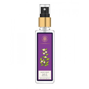 Buy Forest Essentials Body Mist Oudh & Green Tea  - Nykaa