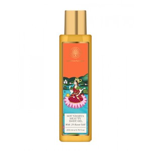 Buy Forest Essentials Beauty Body Oil Soundarya - Nykaa
