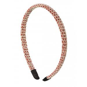 Buy Toniq  Black Shimmery Hair Band - Nykaa