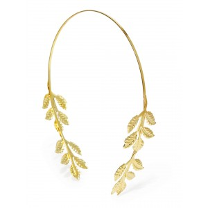 Buy Toniq Reversible Rose Leaf Grecian Glam Hair Band - Nykaa