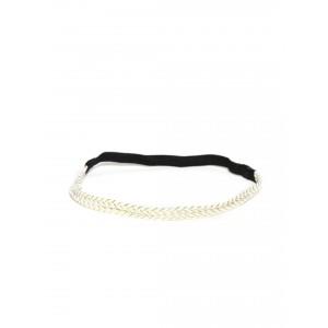 Buy Toniq White Lace Hair Band - Nykaa