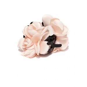 Buy Toniq Pink Peony Hair Clip - Nykaa