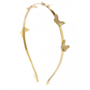 Buy Toniq Tiny Butterflies Grecian Hair Band - Nykaa