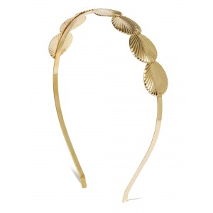Buy Toniq Leaf Garland Grecian Hair Band - Nykaa