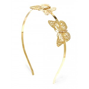 Buy Toniq Rose Vine Leafy Grecian Hair Band - Nykaa