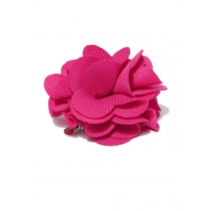 Buy Toniq Succulent Fuschia Hair Pin & Brooch - Nykaa