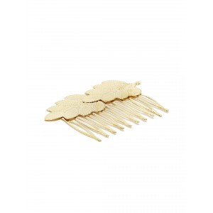Buy Toniq Leaf Birch Hair Comb - Nykaa