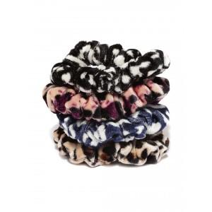 Buy Toniq Chameleon Velvet Scrunchies - Nykaa