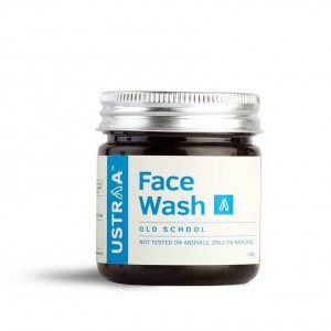 Buy Ustraa Face Wash - Old School - Nykaa