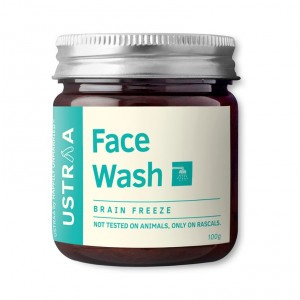 Buy Ustraa Face Wash - Brain Freeze - Nykaa
