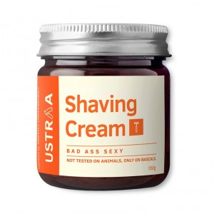 Buy Ustraa Shaving Cream - Badass Sexy - Nykaa