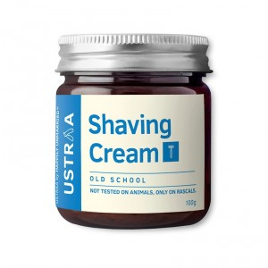 Buy Ustraa Shaving Cream - Old School - Nykaa