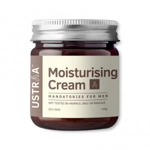 Buy Ustraa Moisturising Cream Oily Skin - Nykaa