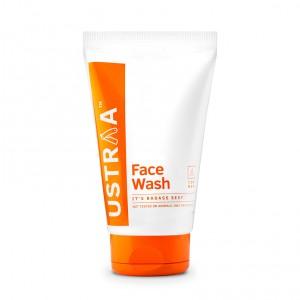 Buy Ustraa Its Badass Sexy Face Wash - Nykaa