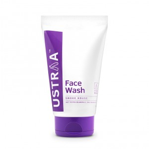 Buy Ustraa Smoke House Face Wash - Nykaa