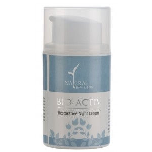 Buy Natural Bath & Body Bio-Activ Restorative Night Cream - Nykaa