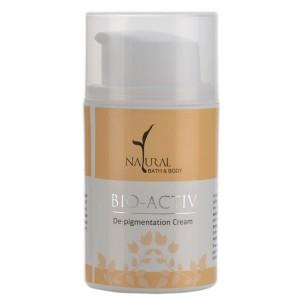 Buy Natural Bath & Body Bio-Activ De Pigmentation Cream - Nykaa