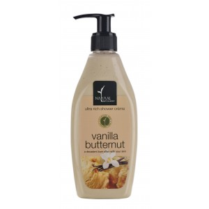 Buy Natural Bath & Body Vanilla Butternut Ultra Rich Shower Creme - Nykaa