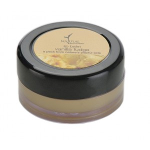Buy Natural Bath & Body Vanilla Fudge Lip Balm - Nykaa