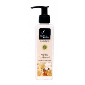 Buy Natural Bath & Body Vanilla Butternut Body Latte - Nykaa