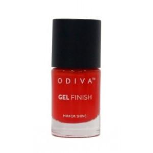 Buy Herbal Odiva Gel Finish Nail Polish - 06 Tropical Paradise - Nykaa