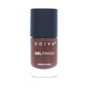 Buy Odiva Gel Finish Nail Polish - Nykaa