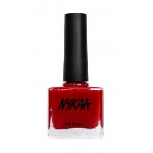 Buy Nykaa Pop Nail Enamel - Very Cherry, No. 4 - Nykaa