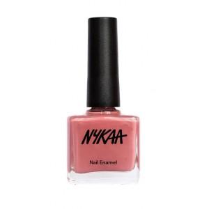 Buy Nykaa Pastel Nail Enamel - Rose Sherbert, No. 21 - Nykaa