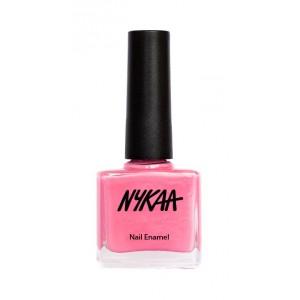 Buy Nykaa Pastel Nail Enamel - Bubble Yum - No. 23 - Nykaa
