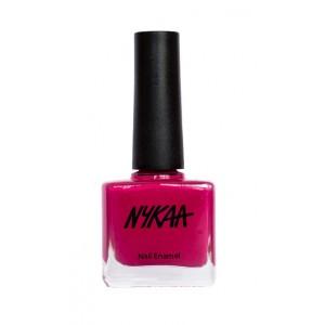 Buy Herbal Nykaa Pop Nail Enamel - Strawberry Tart, No. 24 - Nykaa