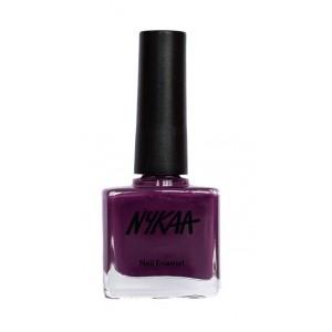 Buy Nykaa Pop Nail Enamel - Why so Plum?, No. 26 - Nykaa